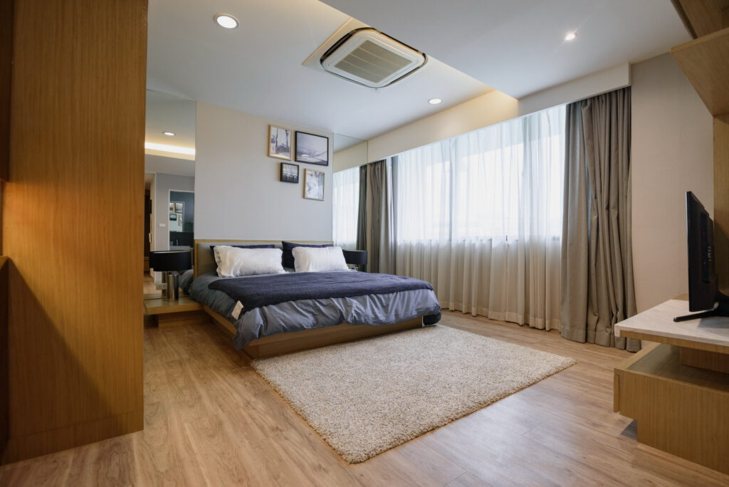 A picture containing indoor, floor, wall, ceiling  Description automatically generated